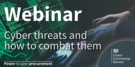 Cyber Threats & How To Combat Them tickets