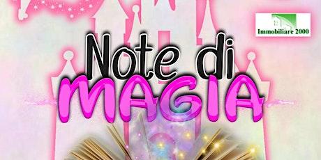 Note di Magia biglietti