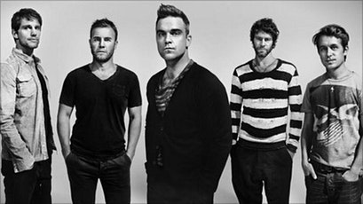 Take That Tribute Night tickets