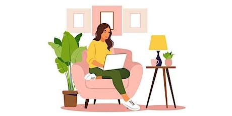 Start Up an Online Business from Home tickets