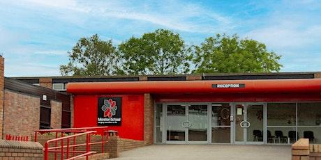 Moreton School Open Day 2021 tickets