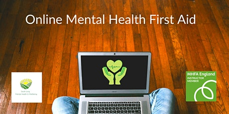 Mental Health First Aid (Online) - Wed/Fri Afternoons (4 Sessions) tickets