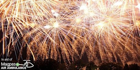 Huntingdon Fireworks tickets
