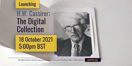 Launch: The Digital Cassirer Collection tickets