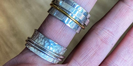 Make a Spinning Ring Saturday Workshop 8th January 2022 tickets