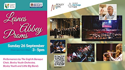 Lesnes Abbey Proms tickets