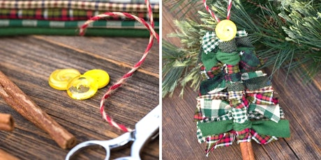Christmas Decorations from Scraps! tickets