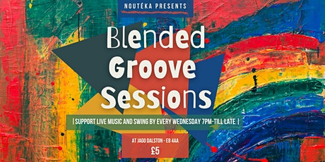 Blended Groove Sessions tickets