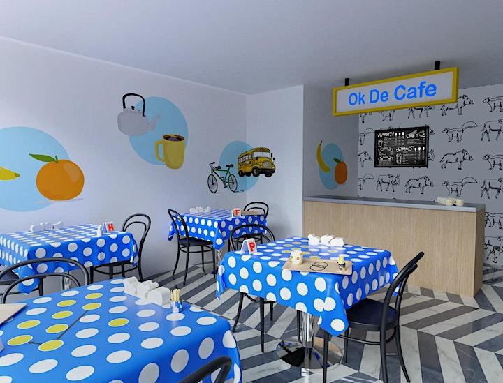 腦化好強項  OK DE CAFE WORKSHOP X AKA 華富導賞團[腦化好社區工作坊 COMMUNITY WORKSHOPS ] image