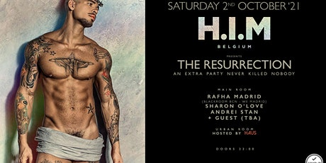 H.I.M The Resurrection: DAY 2 (Saturday 2nd Oct) billets