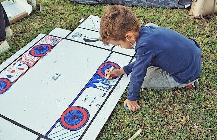 Immagine MarbreBlond Kid's Drive-in al campo di zucche 25 SETTEMBRE
