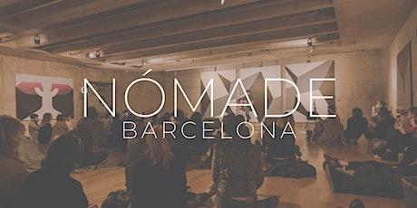 Nómade Barcelona 30/9 @ Gracia entradas