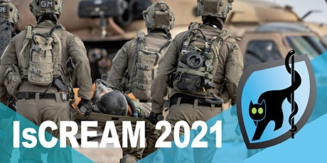 הכנס השנתי בנושא רפואת חילוץ בלחימה, פינוי בהיטס ורפואה תעופתית IsCREAM2021 tickets