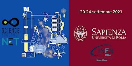 NET per le Scuole @ Sapienza - Notte Europea dei Ricercatori 2021 biglietti