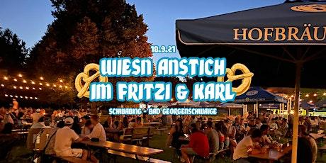 Wiesn Anstich im Fritzi & Karl Tickets