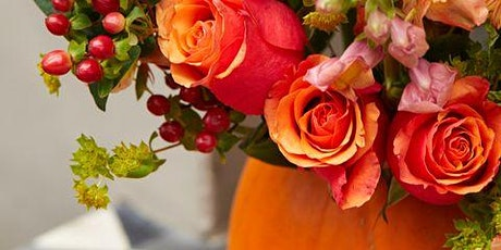 Pumpkins with Floral Passion and Wine Tasting tickets