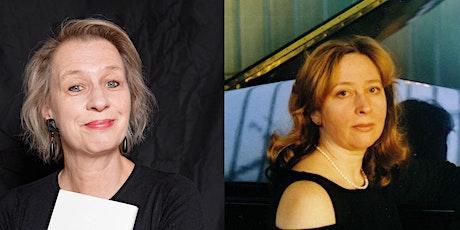 Maria Hartmann // Schauspielerin & Irina Kolesnikova // Klavier Tickets