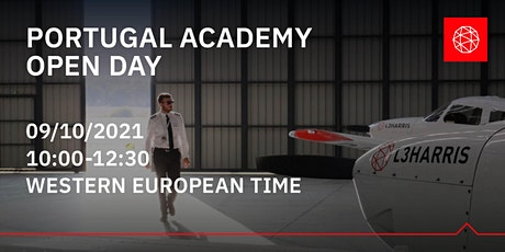 L3Harris European Airline Academy Open Day - Portugal tickets