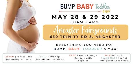 Hamilton Bump, Baby & Toddler Expo tickets