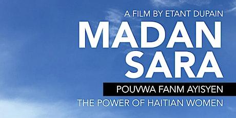 Madan Sara: Virtual Screening and Q&A tickets