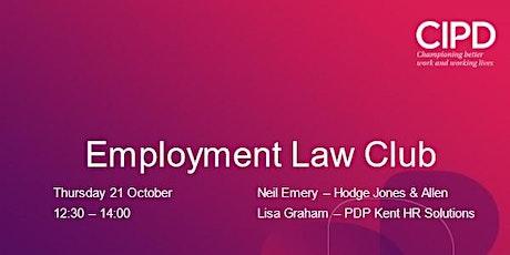 Employment Law Club tickets