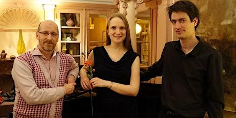 """""""Un jour, une nuit...'' Mélodies en duos du romantisme français et russe. billets"""
