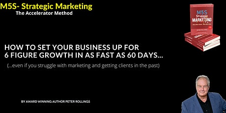 How to Set Your Business Up For 6 Figure Growth in  60 Days or Less... tickets