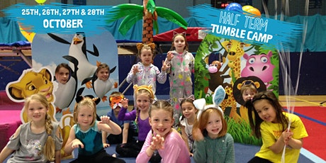 Gymnastics Camp | 25th, 26th, 27th & 28th October tickets