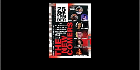 The New Comers Comedy Show tickets