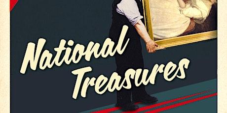 Bucks History Festival: National Treasures: Saving the Nation's Art in WW2 tickets