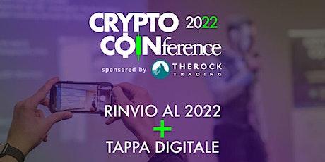 Crypto Coinference 2022 biglietti