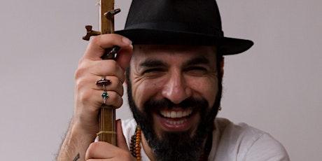 World Music Workshop with Marouf Majidi tickets