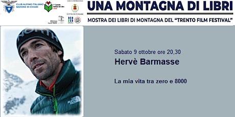 Hervè Barmasse biglietti