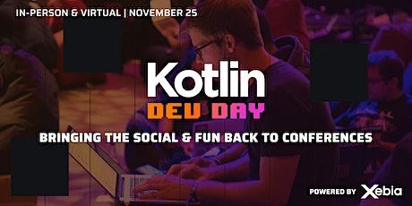 Kotlin Dev Day | Hybrid Software Engineering Conference tickets