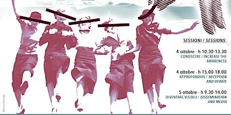 Tecniche Sapienti. Stereotipi di genere e progettualità femminile, 04-05/10 biglietti