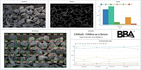 CAMaaS : How to convert your camera into a sensor ! tickets