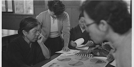 Replica di Iwanami: Donne del Villaggio biglietti