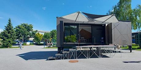 MUZA - Mobilna, Učinkovita, Zdrava, Arhitektura tickets