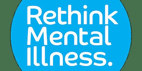 Rethink  Mental Illness Webinar on Debt and Unemployment tickets