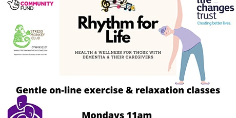 Rhythm for Life tickets