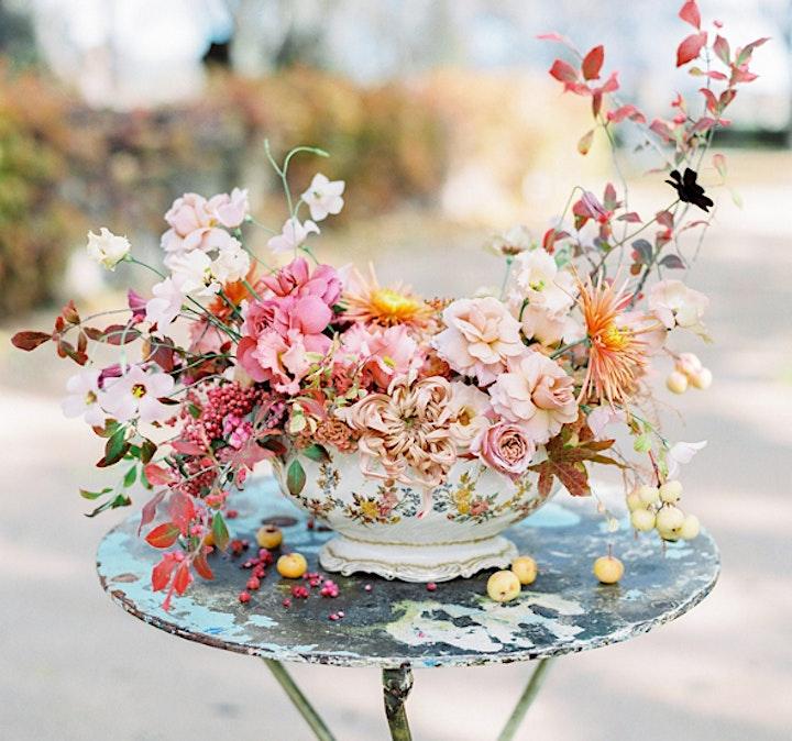 Imagen de Curso Otoño La Musa de las Flores 4 de Noviembre