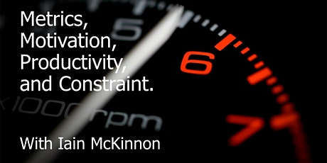 Creative Writing: Metrics, Motivation, Productivity & Constraints tickets