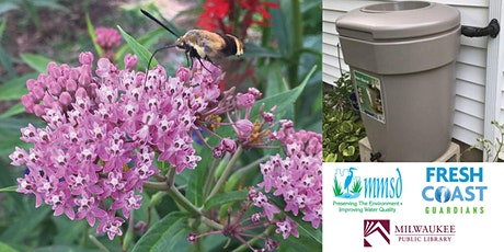 Rain Barrels, Rain Gardens, and More with Clean Wisconsin and MMSD tickets