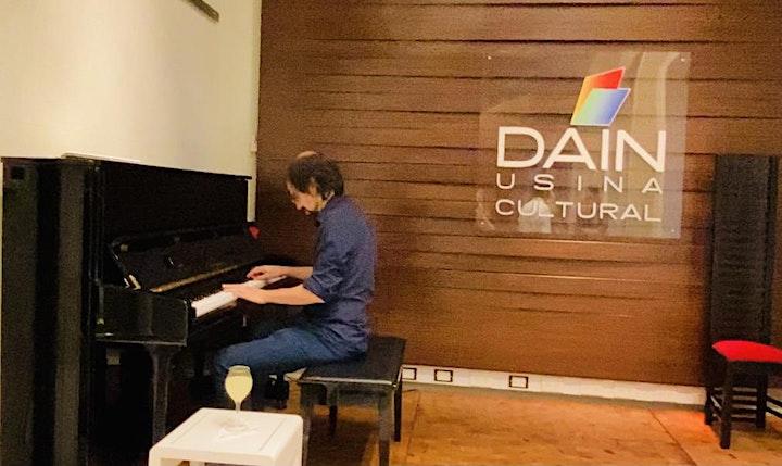 Imagen de Como en casa, Nacho Abad  junto a Julia Zenko en Dain Usina Cultural