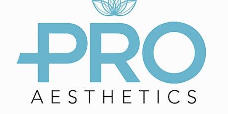 ProAesthetics Open Evening tickets