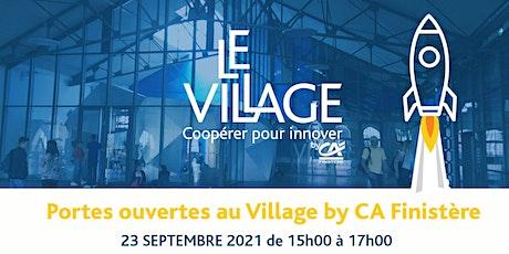 Portes Ouvertes au Village by CA Finistère billets