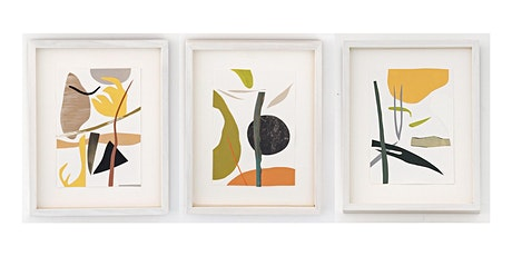 Abstraction, Colour and Collage with Kitty Hillier tickets