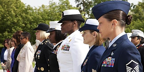 FDVA Fact Finding Committee on Women Veteran Benefits and Communications tickets