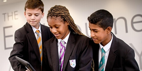 The Eastbourne Academy's Official Open Evening tickets