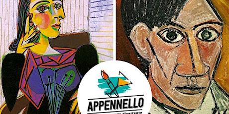 Milano: Autoritratto come Picasso, un aperitivo Appennello biglietti